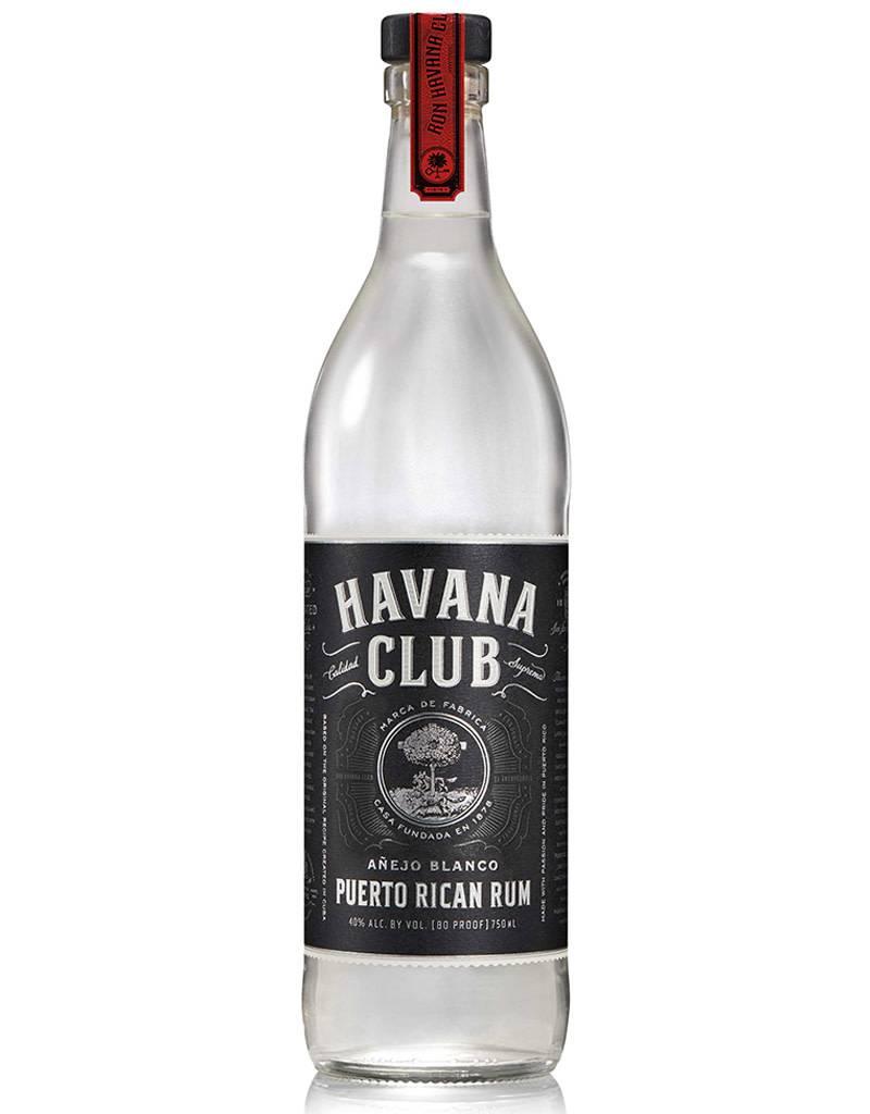 Havana Club Havana Club Rum, Blanco, Puerto Rican