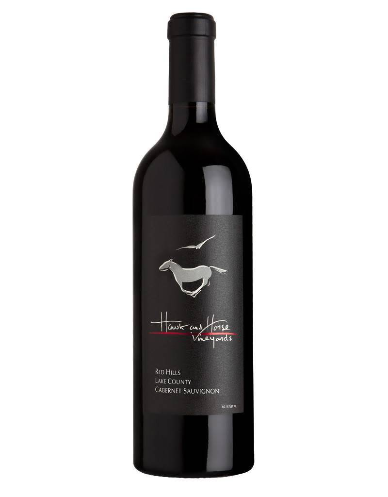 Hawk & Horse Vineyards 2010 Cabernet Sauvignon, Lake County, California