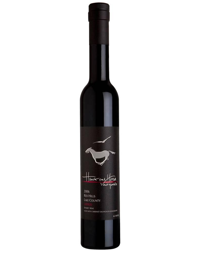 Hawk & Horse Vineyards Hawk & Horse Vineyards Red Hills, Lake County LATIGO Dessert Wine