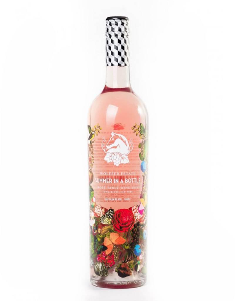 Wölffer Estate Vineyard 2017 Summer in a Bottle, Rosé