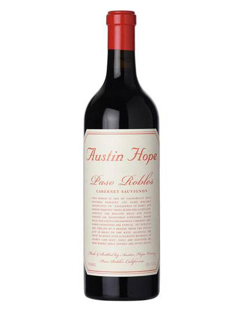 Austin Hope Winery 2017 Cabernet Sauvignon, Paso Robles, CA
