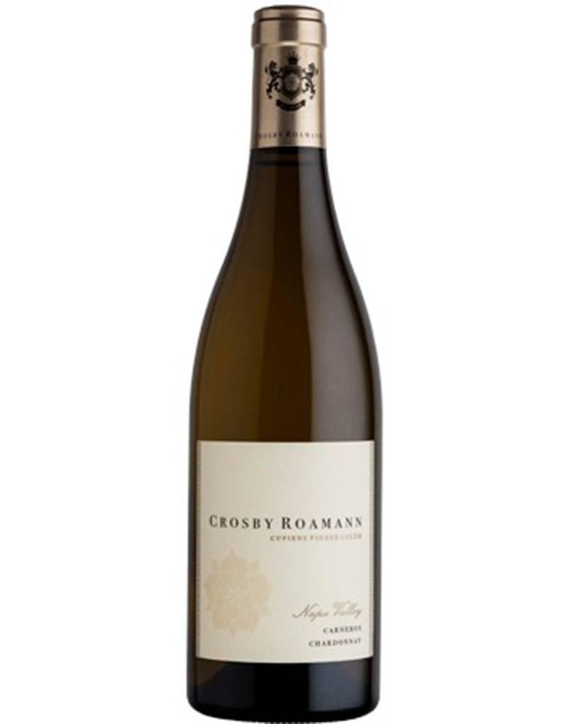 Crosby Roamann Crosby Roamann 2016 Carneros Chardonnay, Napa Valley