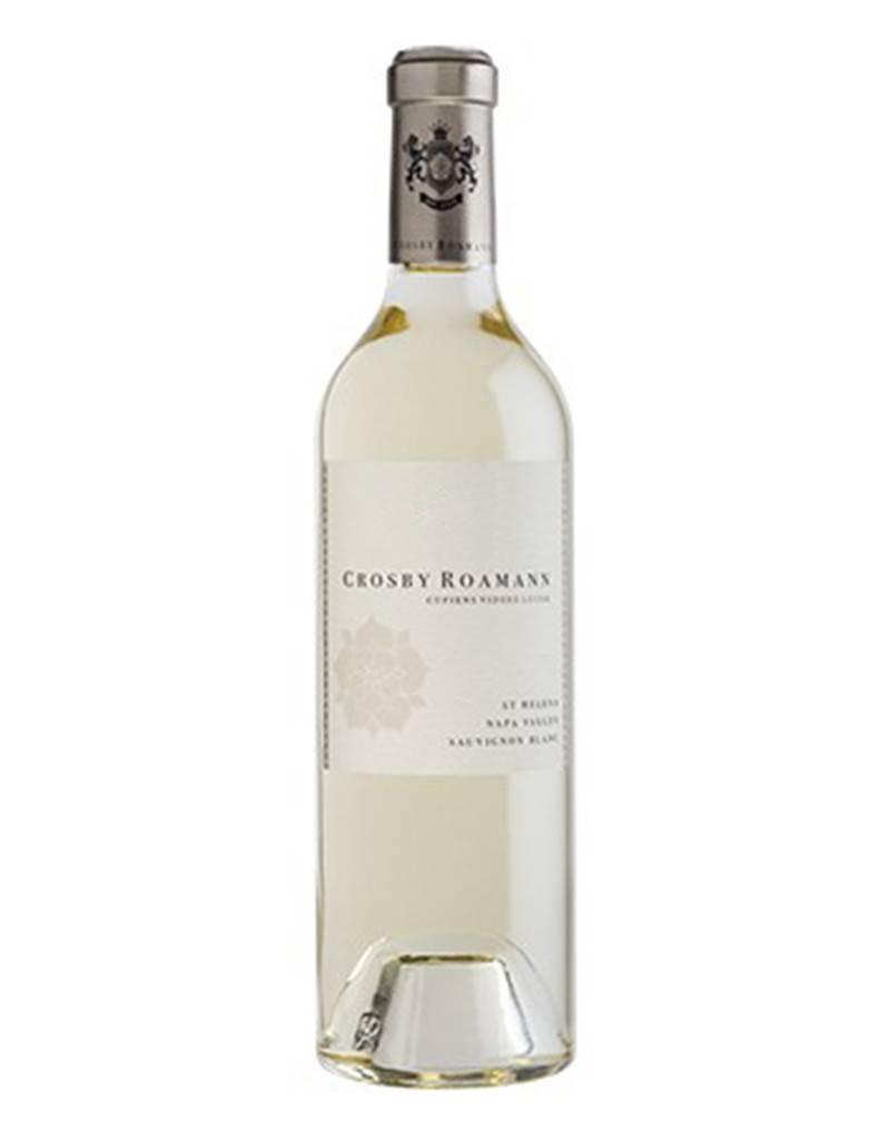 Crosby Roamann Crosby Roamann 2017 Sauvignon Blanc, Rutherford, Napa Valley, California