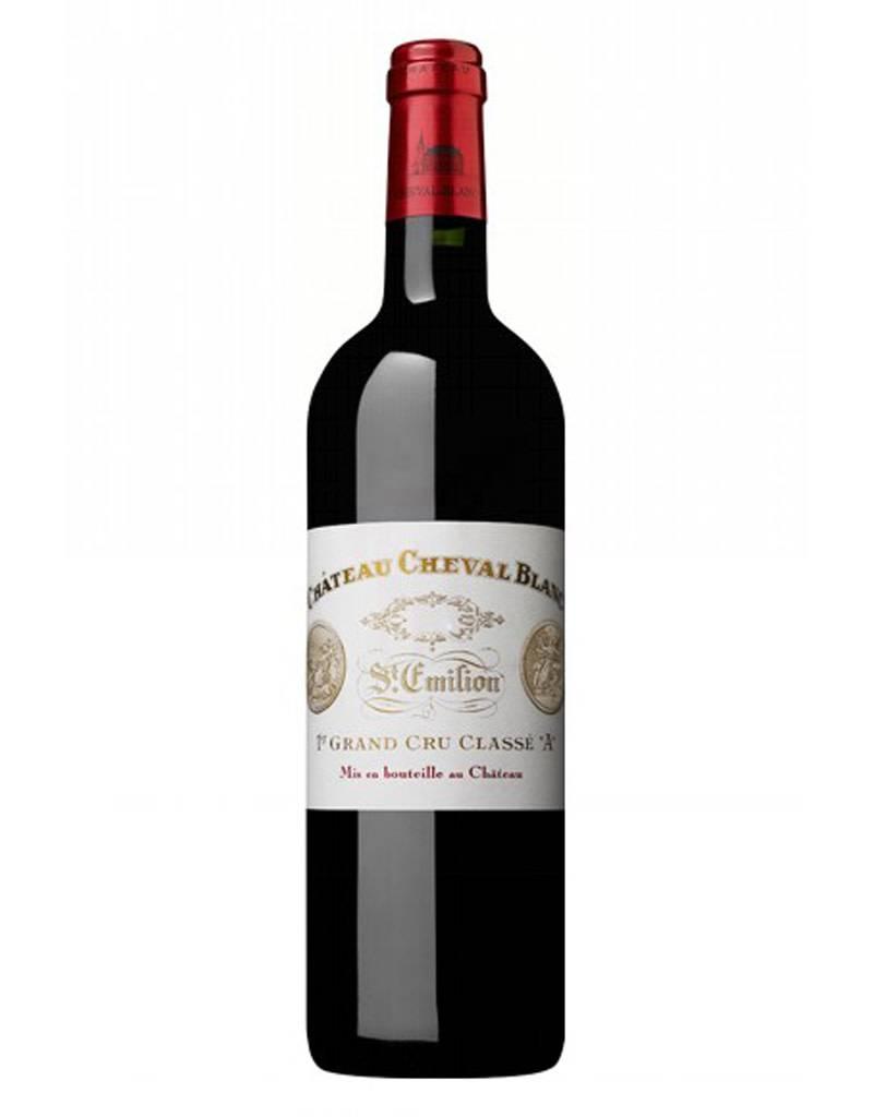Château Cheval Blanc 2015 St. Emilion 1er Grand Cru, Bordeaux, France