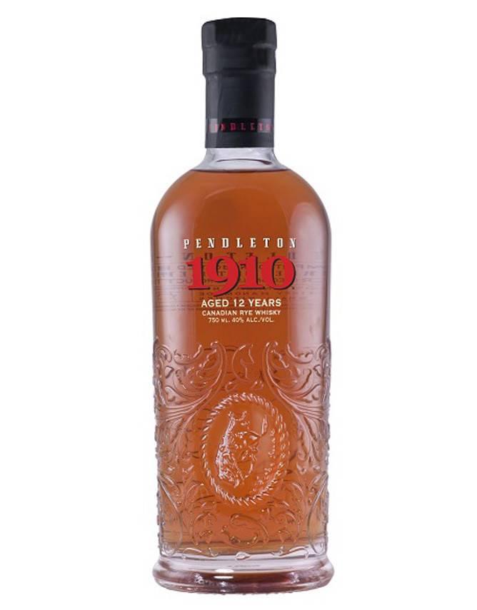 Pendleton 1910 Aged 12 Years Canadian Rye Whiskey, Canada