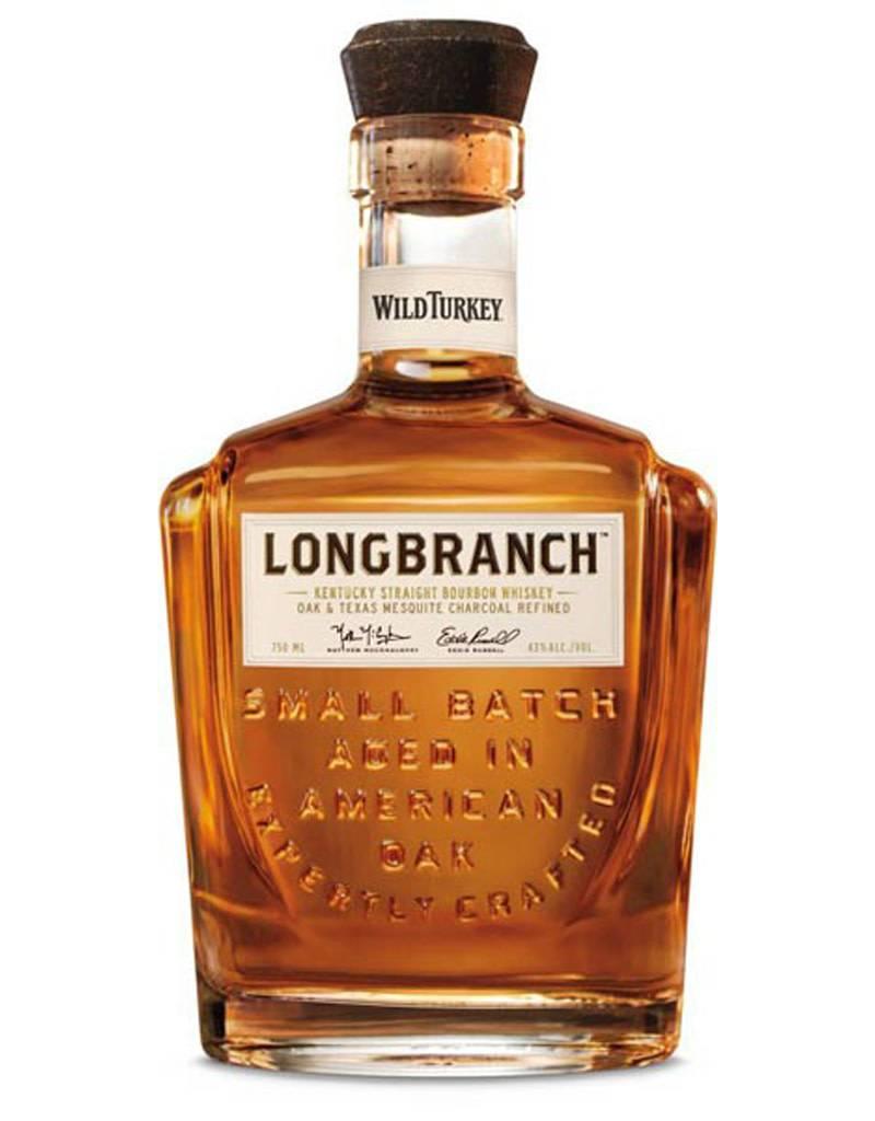 Wild Turkey Longbranch, Small Batch Bourbon, Kentucky