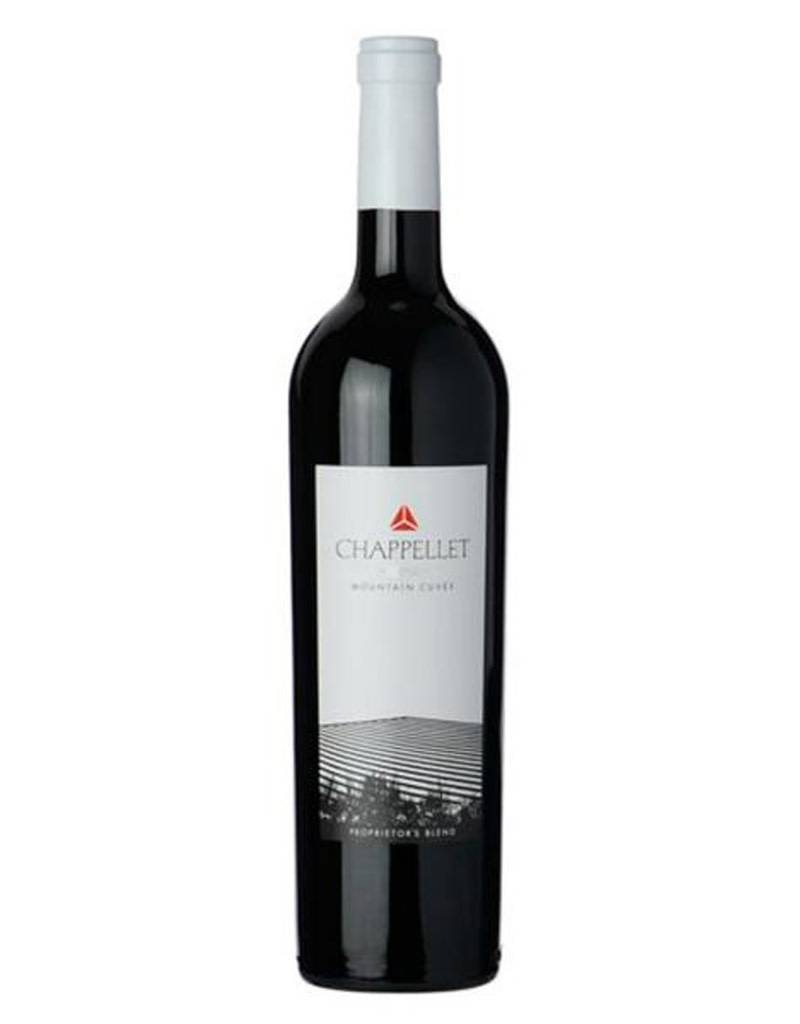 Chappellet Chappellet 2018 Mountain Cuvée Red Blend, CaliforniaNapa Valley