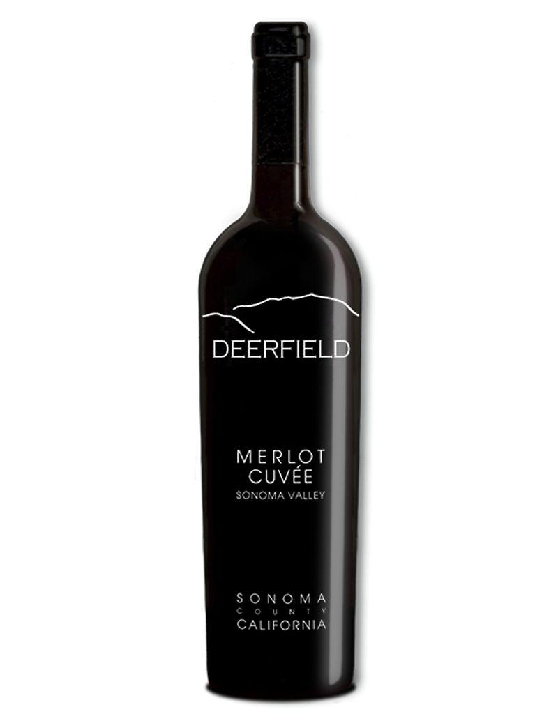 Deerfield Ranch Winery 2012 Merlot Cuveé