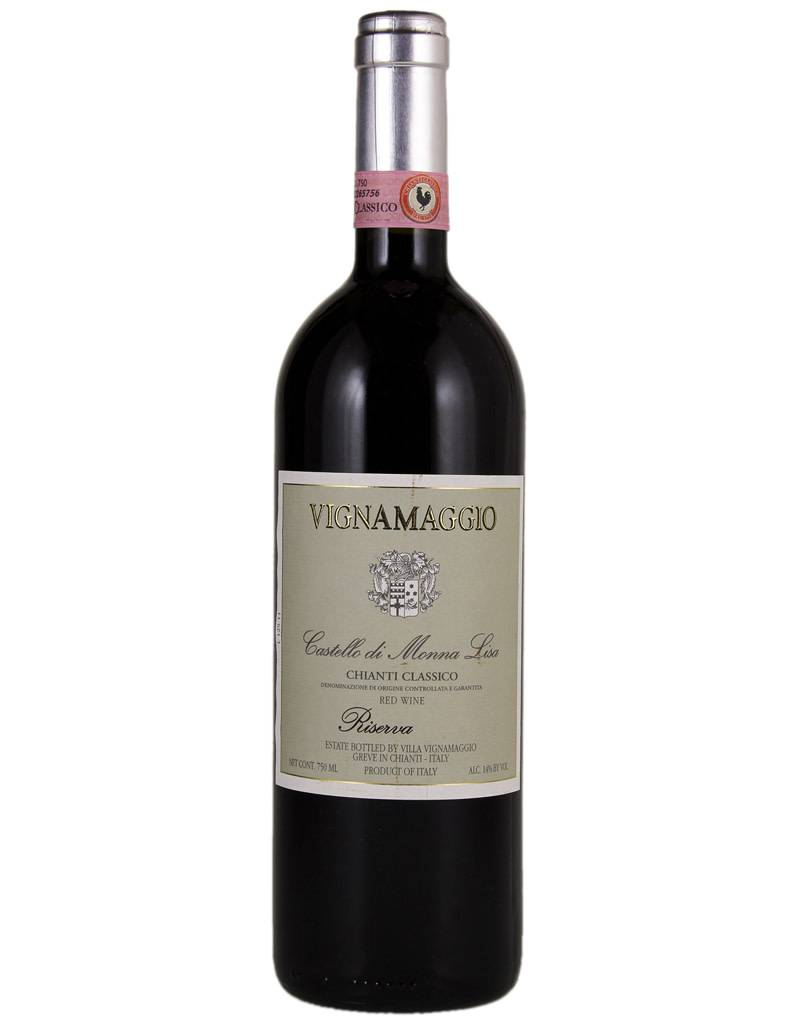 Villa Vignamaggio 2010 Riserva di Monna Lisa, Chianti Classico Gran Selezione, DOCG