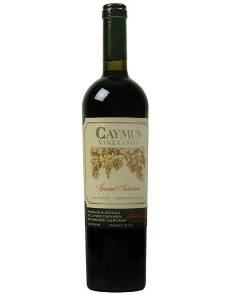 Caymus Caymus 2016 Special Selection, Cabernet Sauvignon, Napa Valley, California