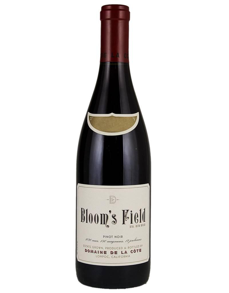 Domaine de la Cote 2015 'Bloom's Field' Pinot Noir, Santa Rita Hills, Lompoc, CA