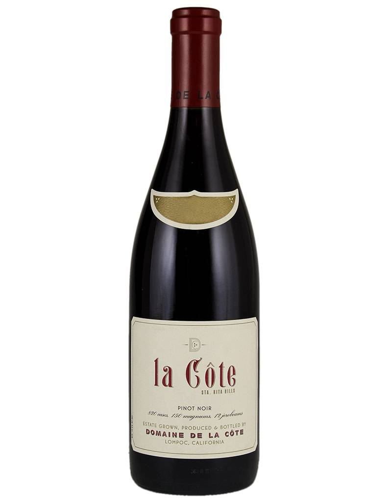 Domaine de la Cote 2016 'la Côte' Pinot Noir, Santa Rita Hills, Lompoc, California