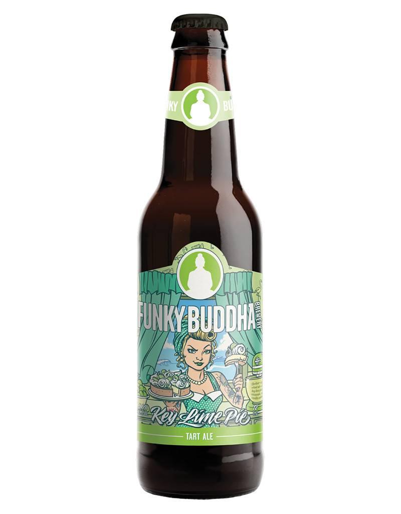 Funky Buddha Brewery Funky Buddha Brewery 'Key Lime Pie'  4pk Bottles