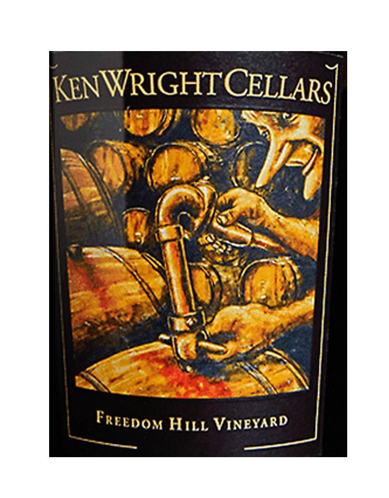 Ken Wright Cellars Ken Wright Cellars 2015 'Freedom Hill Vineyard' Pinot Noir 375mL, Yamhill-Carlton