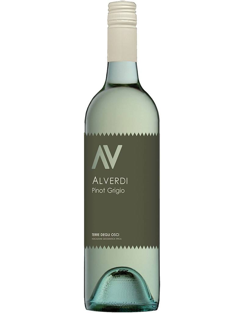 Alverdi 2018 Pinot Grigio Terre degli Osci IGT, Molise, Italy