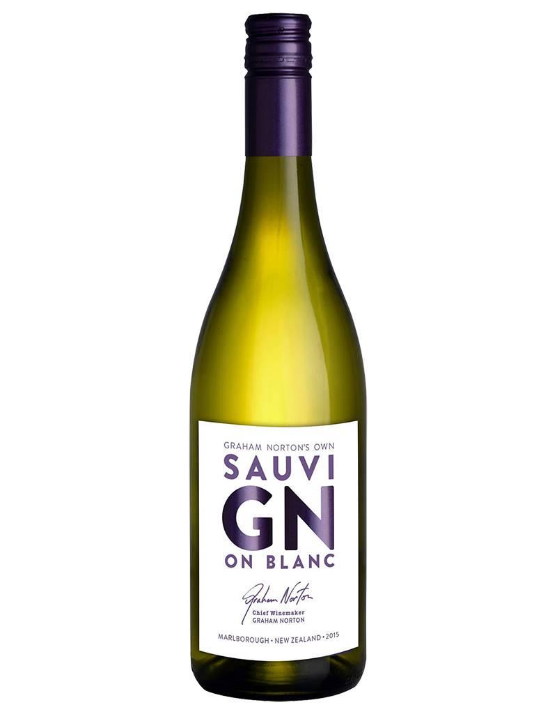Invivo Graham Norton 2016 Sauvignon Blanc, Marlborough, New Zealand