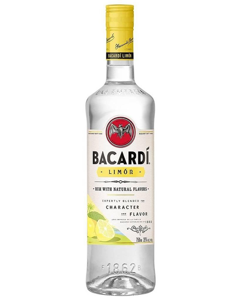 Bacardi Co. Bacardi Limón