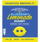 Saugatuck Brewing Co. Blueberry Lemonade Shandy, 6pk Cans
