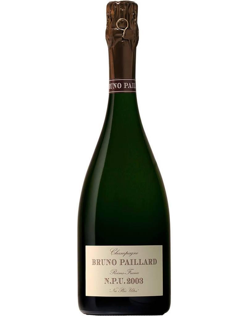 Bruno Paillard 2002 N.P.U. Nec Plus Ultra, Champagne, France