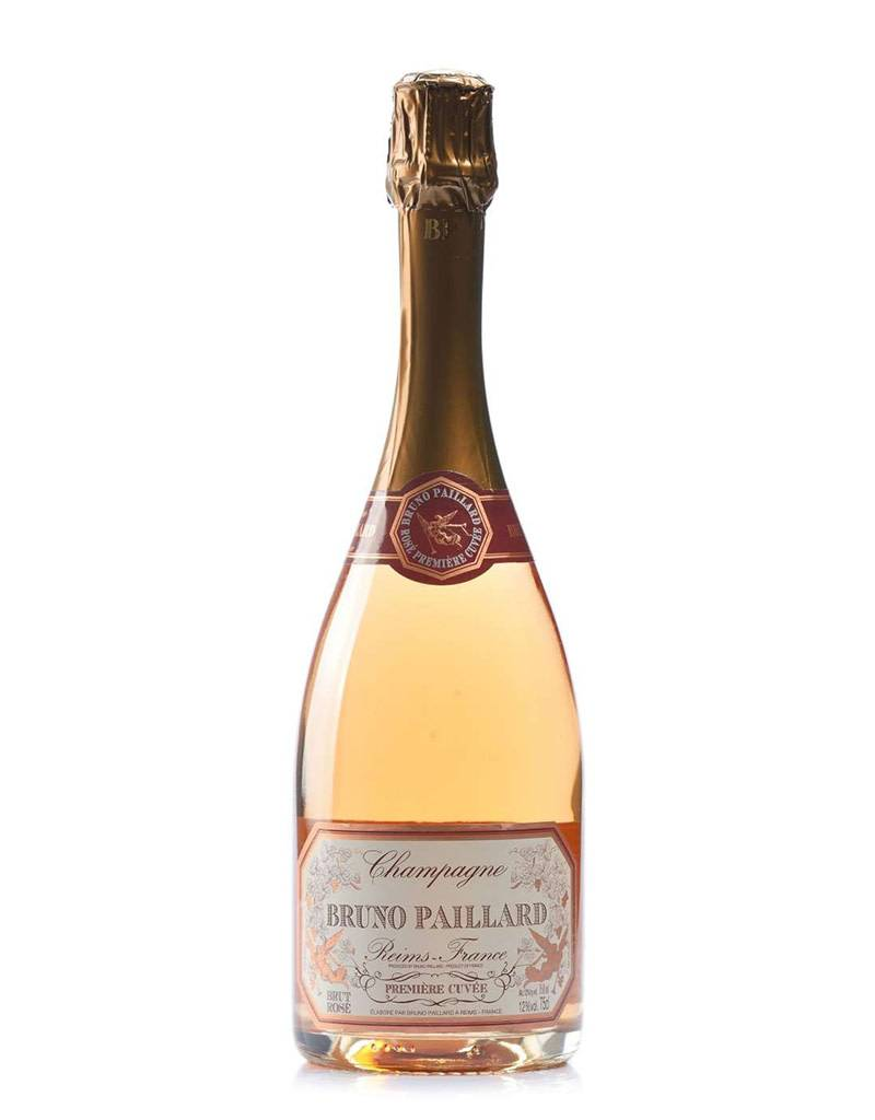 Bruno Paillard Premiere Cuvee Rosé Extra Brut, Champagne, France