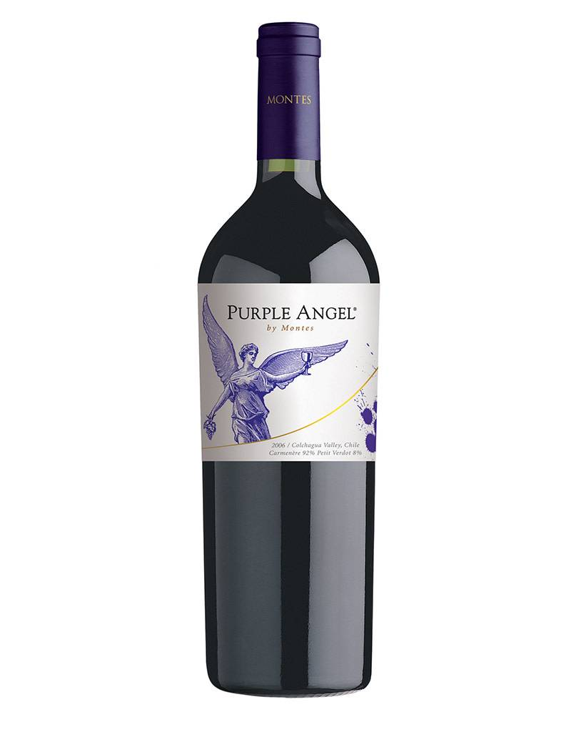 Montes 2015 Purple Angel, Carmenere, Chile