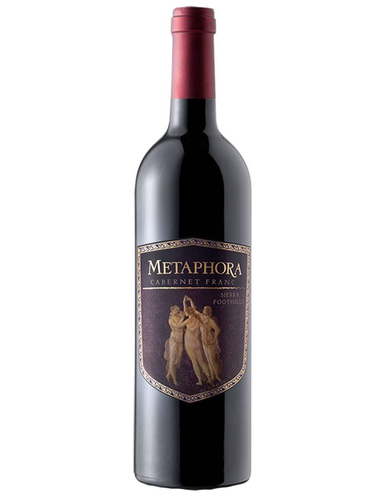 Metaphora 2011 Cabernet Franc, Sierra Foothills, CA