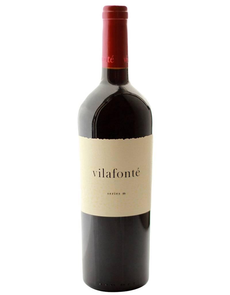 Vilafonté 2011 'series m' Red Blend, Paarl, South Africa