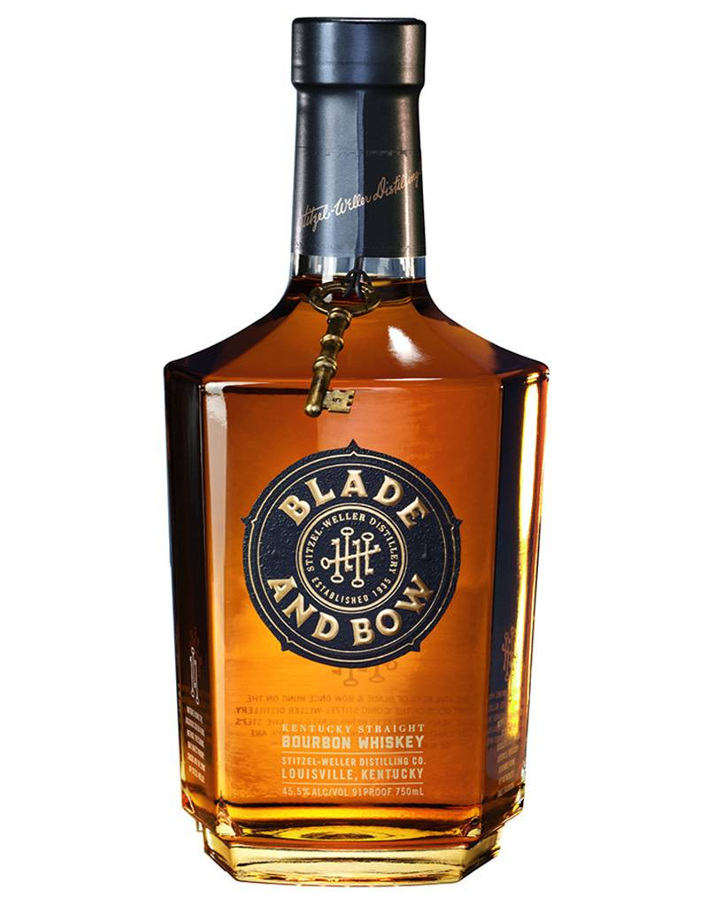 Blade And Bow Bourbon Whiskey, Stitzel-Weller Distilling Co., Kentucky