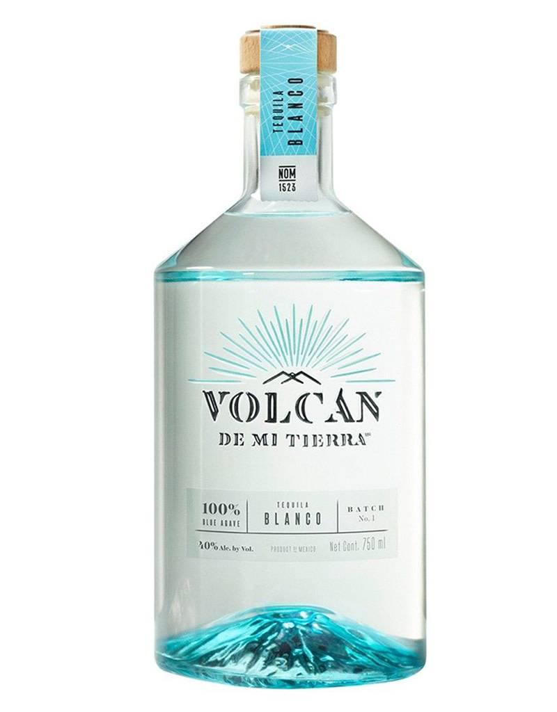 Volcan de Mi Tierra Tequila Blanco