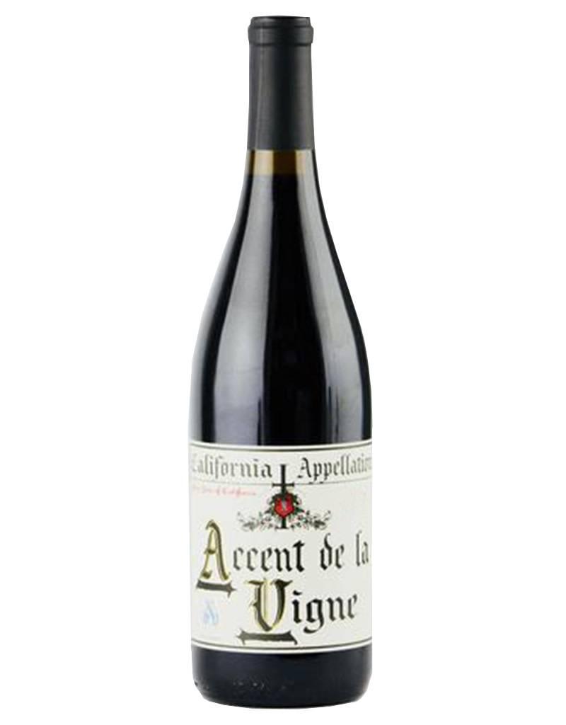 Accent de la Vigne 2016 Pinot Noir, California, USA