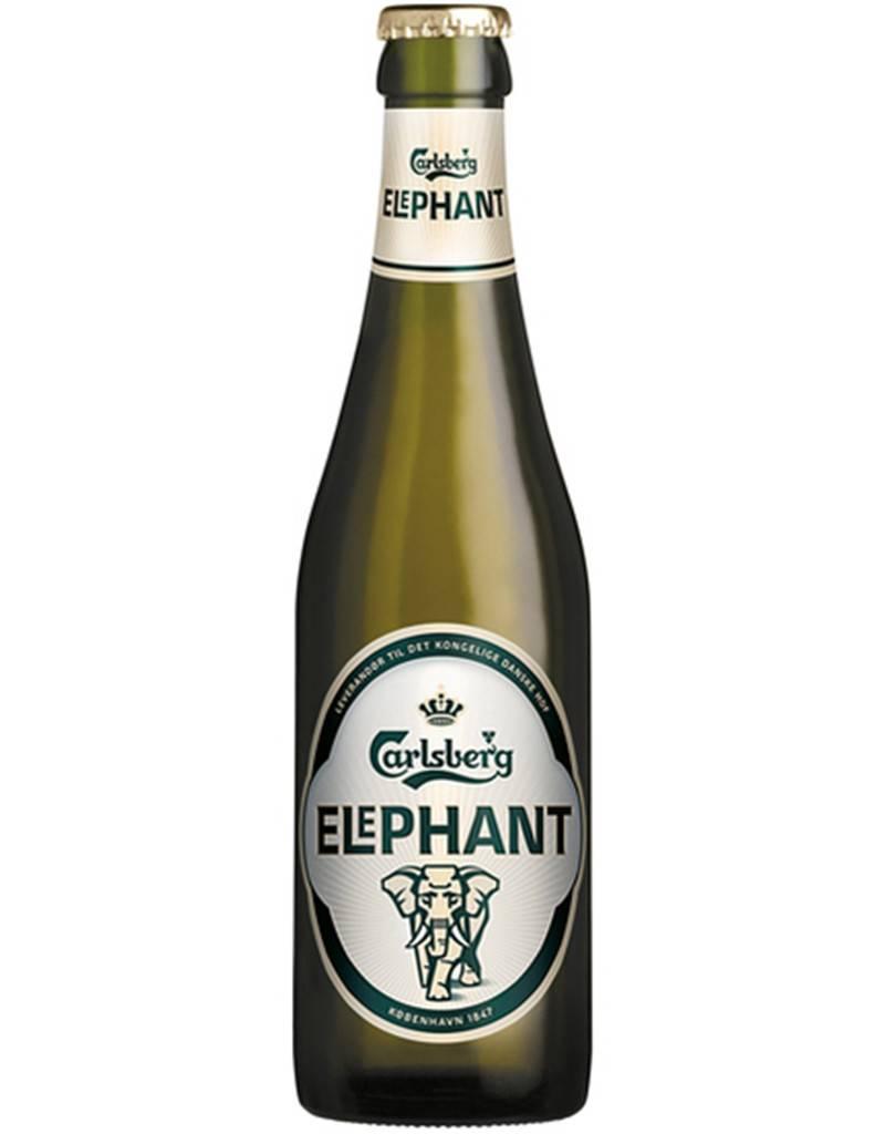 Carlsberg 'Elephant' Pilsner, Denmark 6pk Bottle