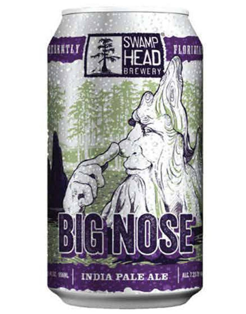 Swamp Head Brewery 'Big Nose' Indian Pale Ale, 6pk Cans