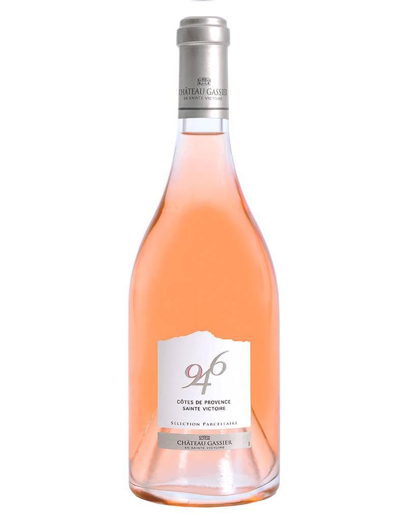 GASSIER Chateau Gassier '946' 2017 Cotes de Provence Rosé, France