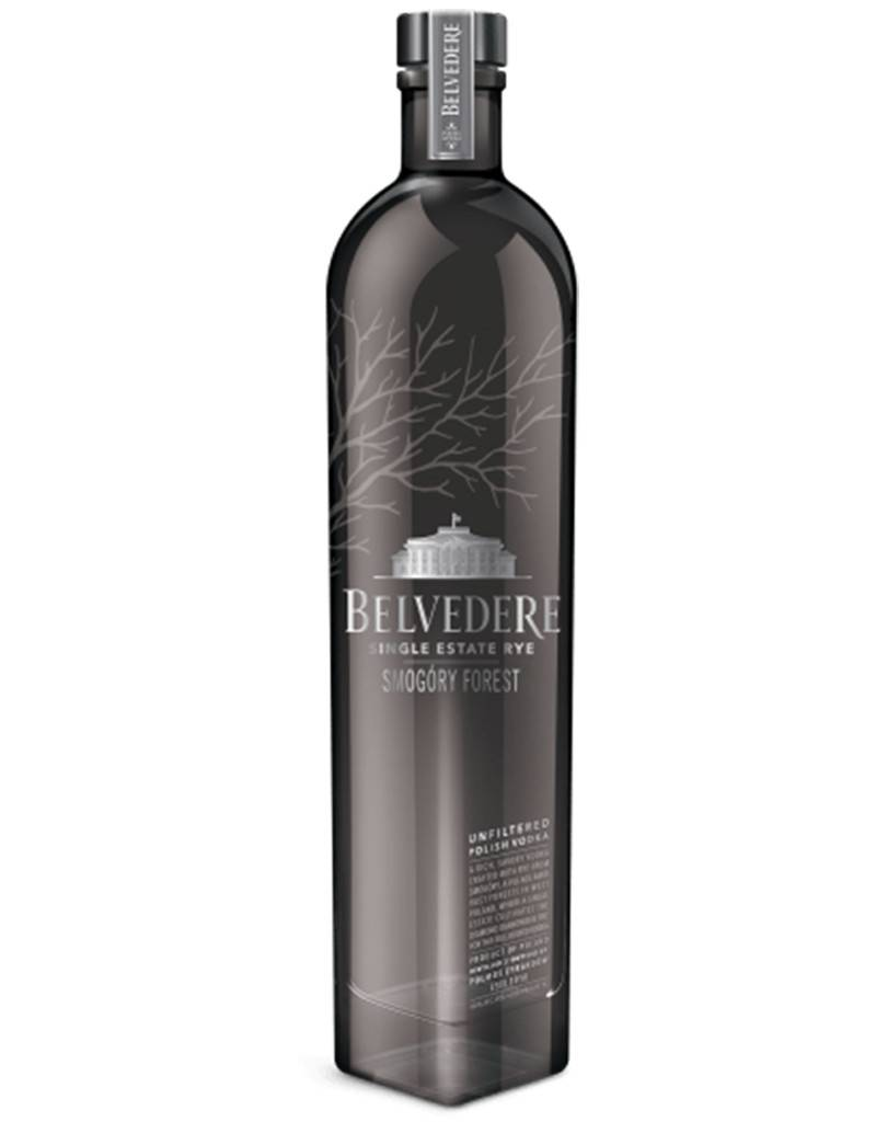 Belvedere Smogóry Forest Vodka, Single Estate Diamond Rye, Poland 1L