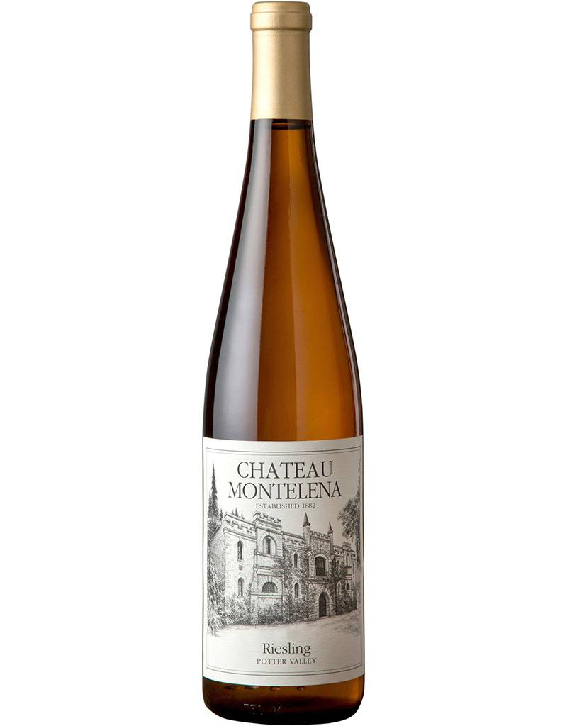 Château Montelena Winery 2016 Potter Valley Riesling, Napa Valley
