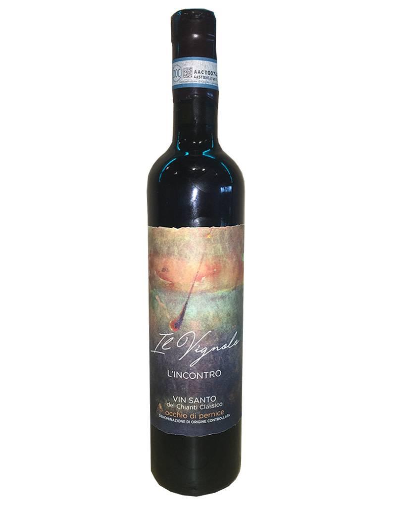 L'Incontro Il Vignole 2012 'Occhio di Pernice' Vin Santo de Chianti Classico, 500mL