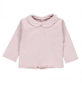 Gray Label Collar tee-Shirt vintage pink