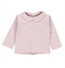 Gray Label Collar tee-Shirt vintage pink