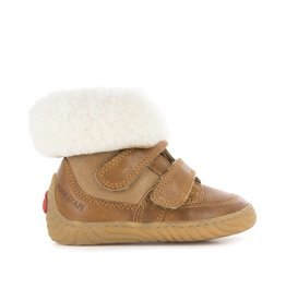Pom d'Api Woody Easy Fur Camel/Off White