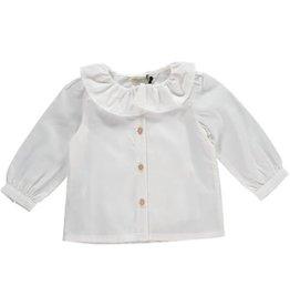 Olivier baby Baby Wilma Shirt White