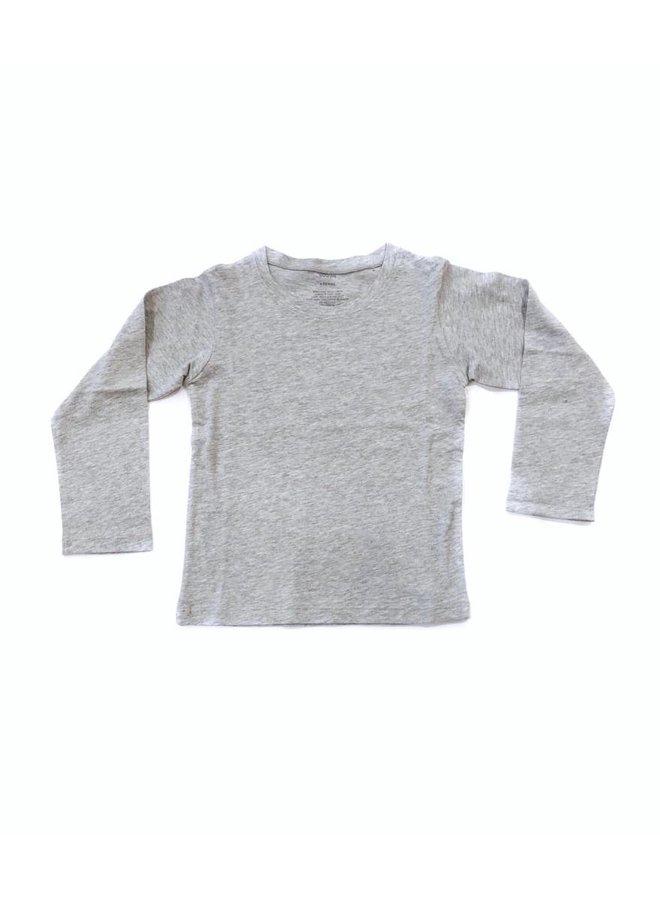 Organic Grey T-Shirt