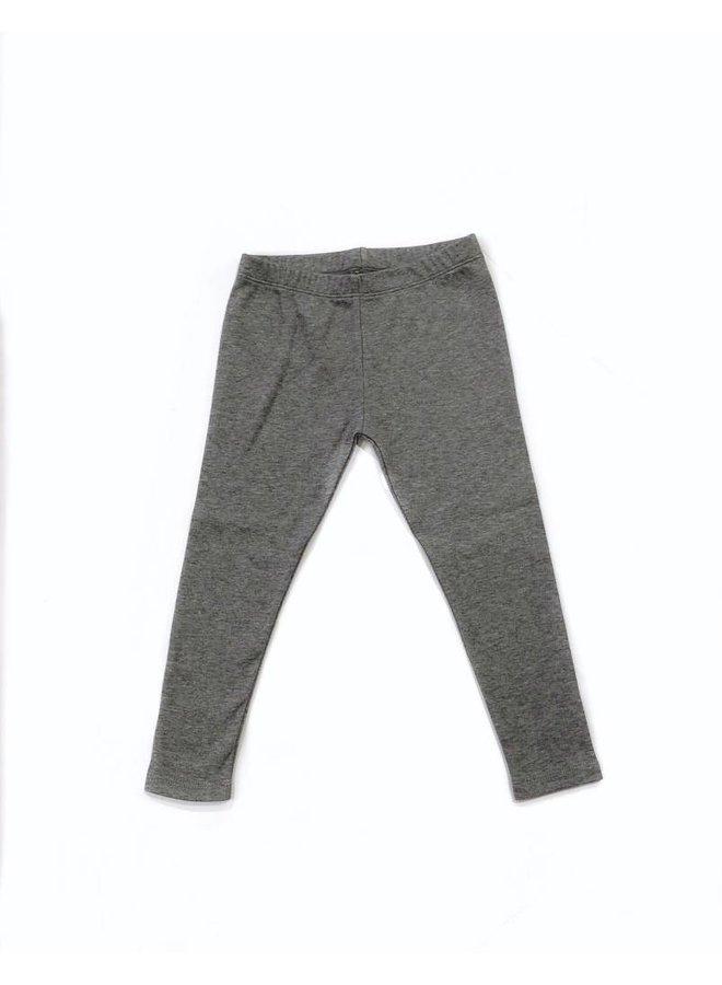 Organic Grey Legging