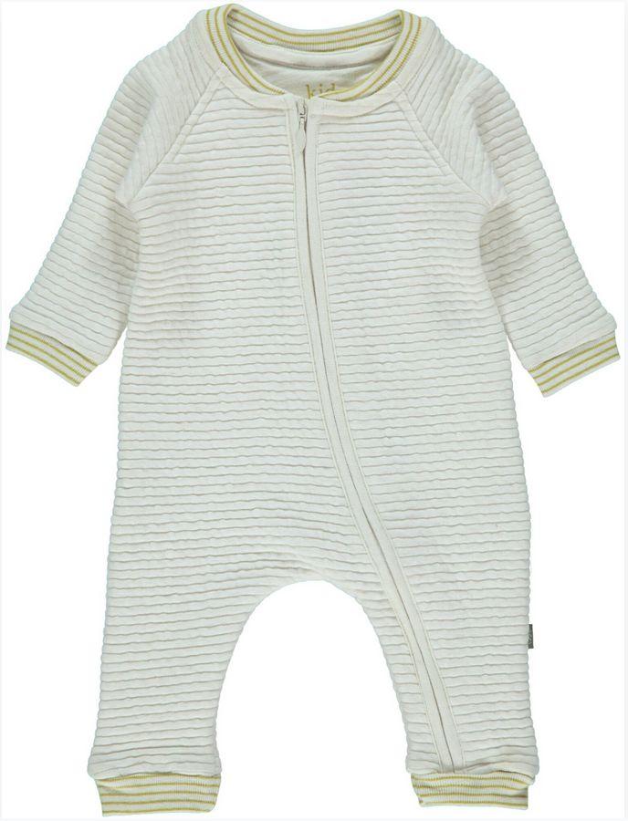 Kids Case Luna Organic Suit Off White