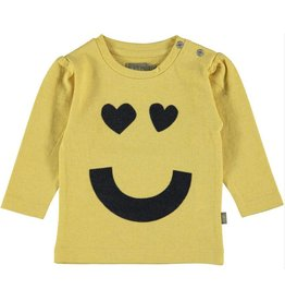 Kids Case Sam Organic Girl Print Tee