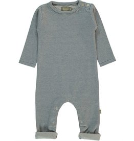 Kids Case Kay Organic Suit Dark Blue