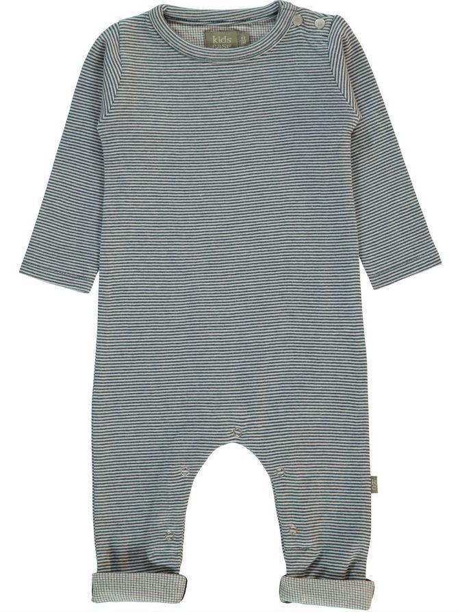 Kids Case Kay Organic Suit Dark Blue