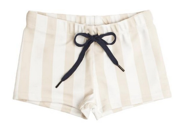Minnow Swim Hazelnuts Stripe Briefs