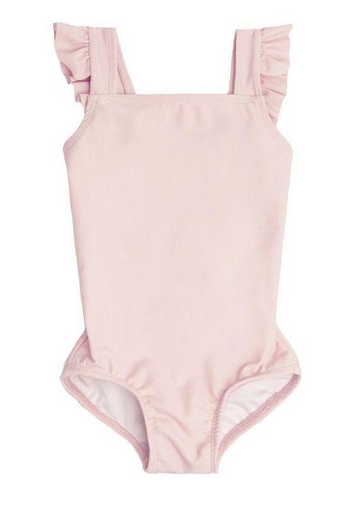 Minnow Swim Pink Crossover One Piece