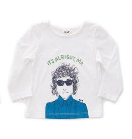 Oeuf Baby Bob Dylan Tee