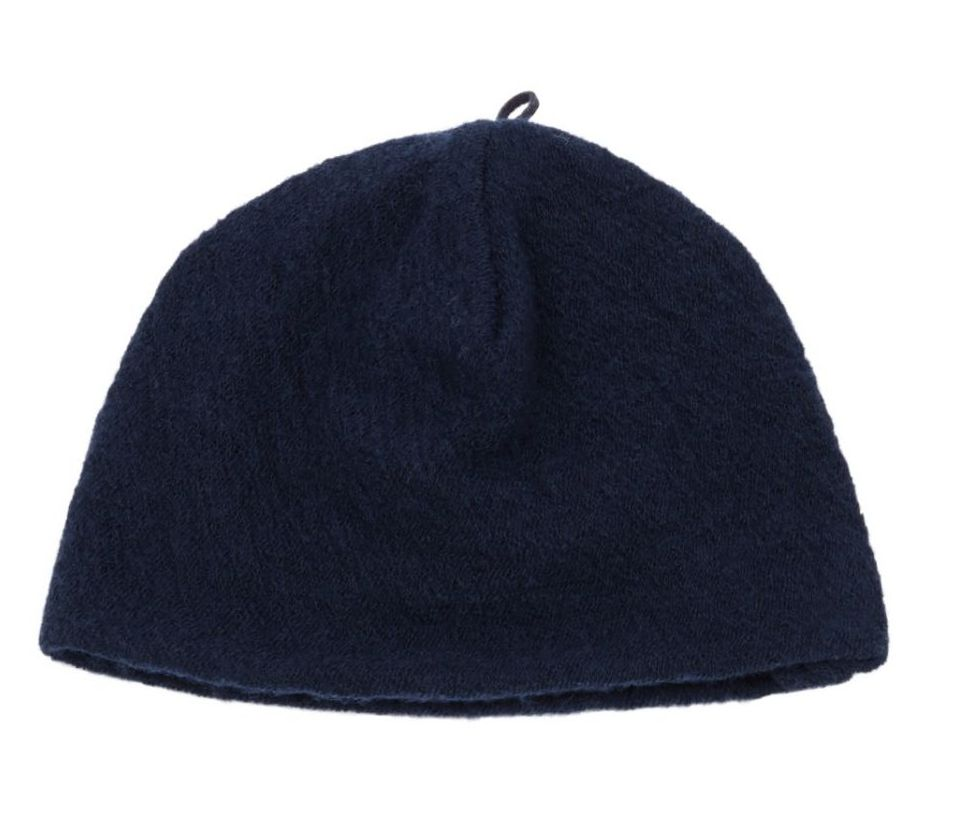 Pequeno Tocon Navy wool hat